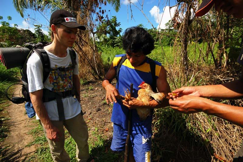Gringos wśród Asháninka – dziennik z wyprawy do Selva Central