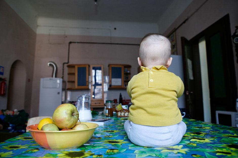 Podróż z dzieckiem. Hostel na Ukrainie