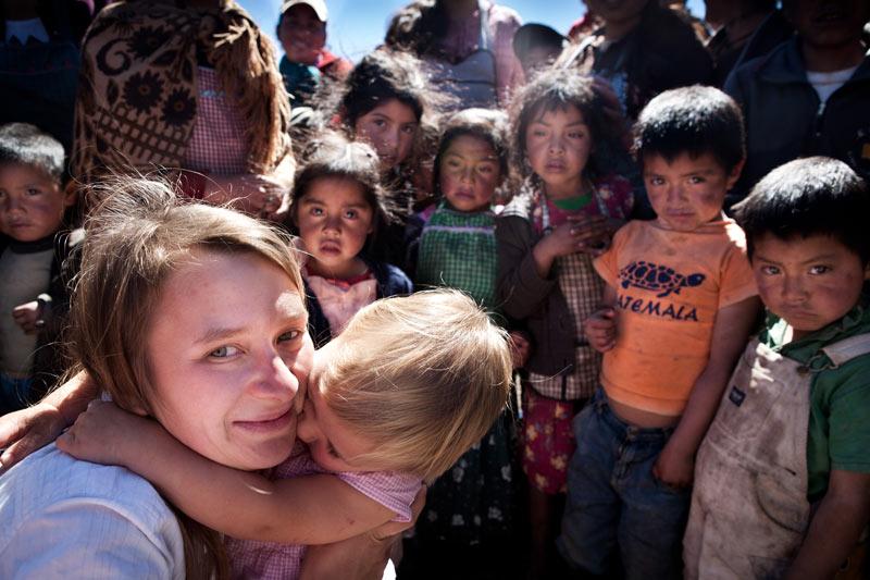 Rodzina Bez Granic w Gwatemali