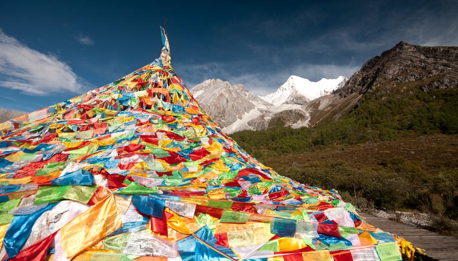 Park Yading w Syczuanie to ciekawa propozycja turystyczna Chin