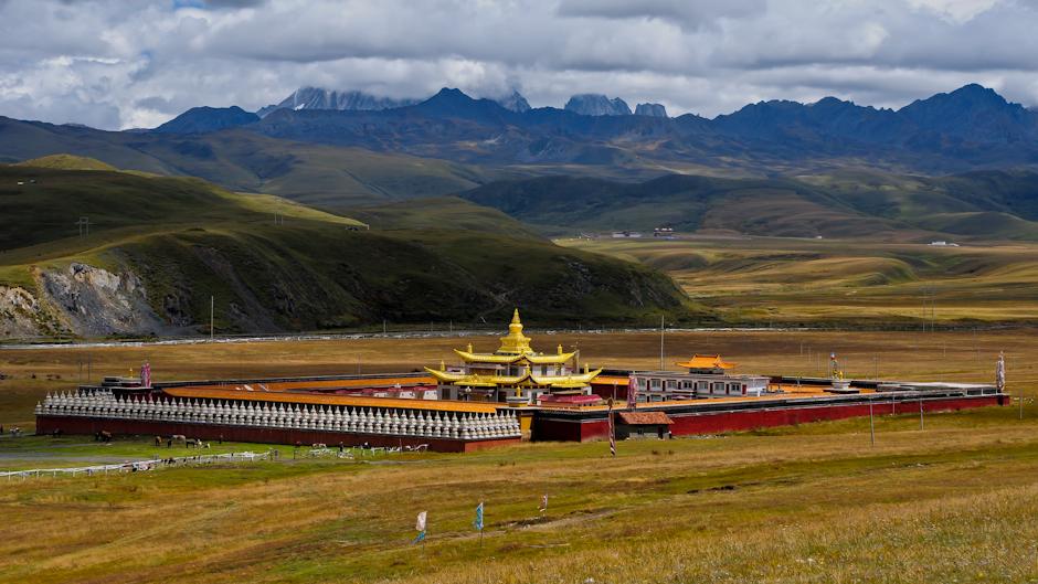 Buddyjskie klasztory w chińskiej prowincji Syczuan