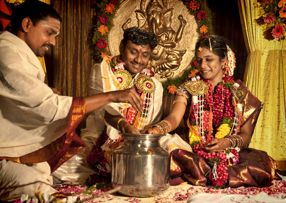 Indyjski ślub