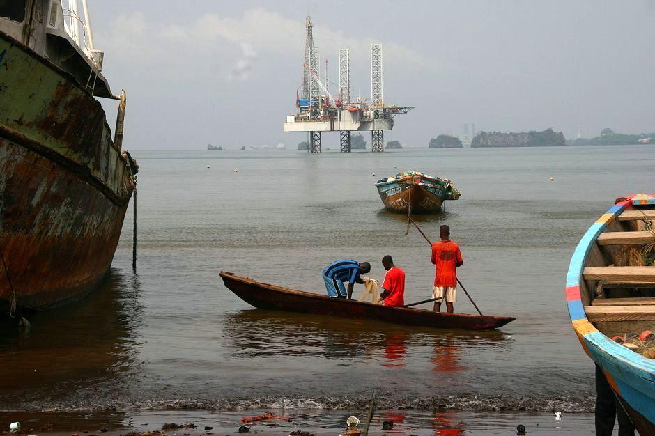 Wydobycie ropy w Nigerii