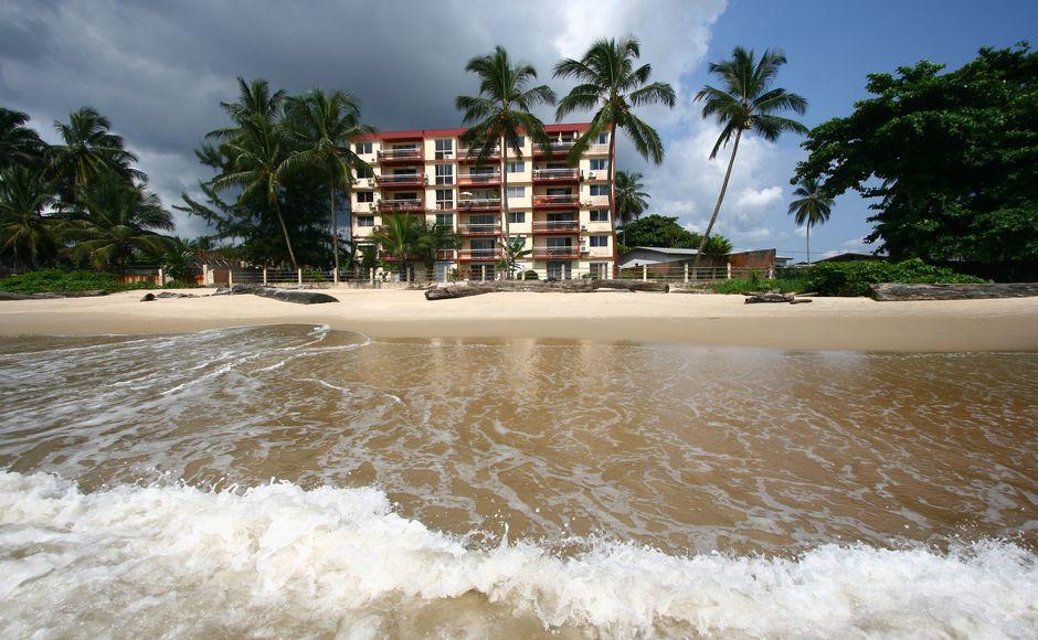Luksusowe budynki w Gabonie