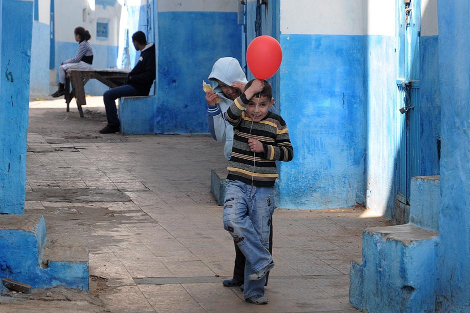 najmłodsi marokańczycy