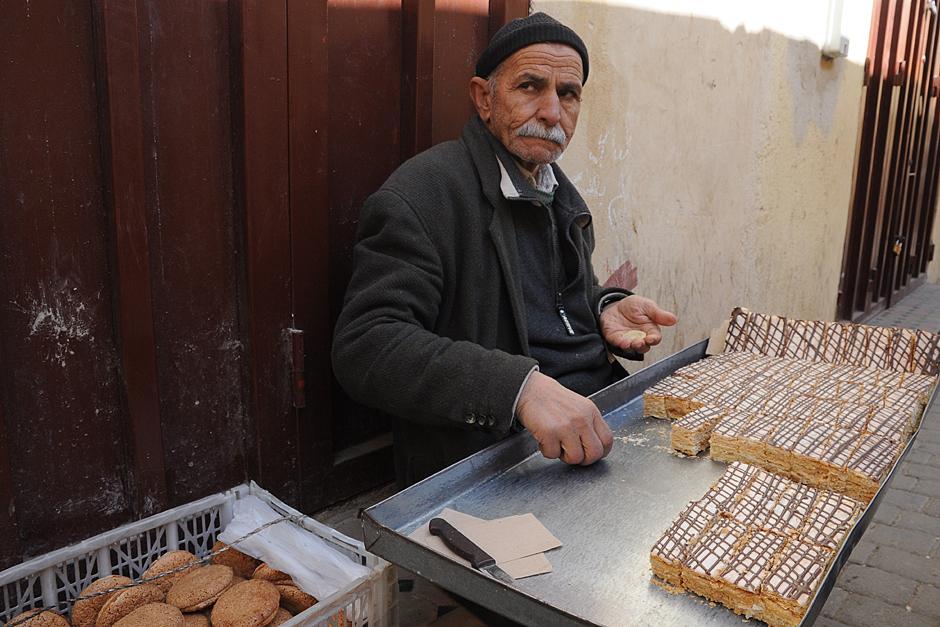 marokańskie słodycze
