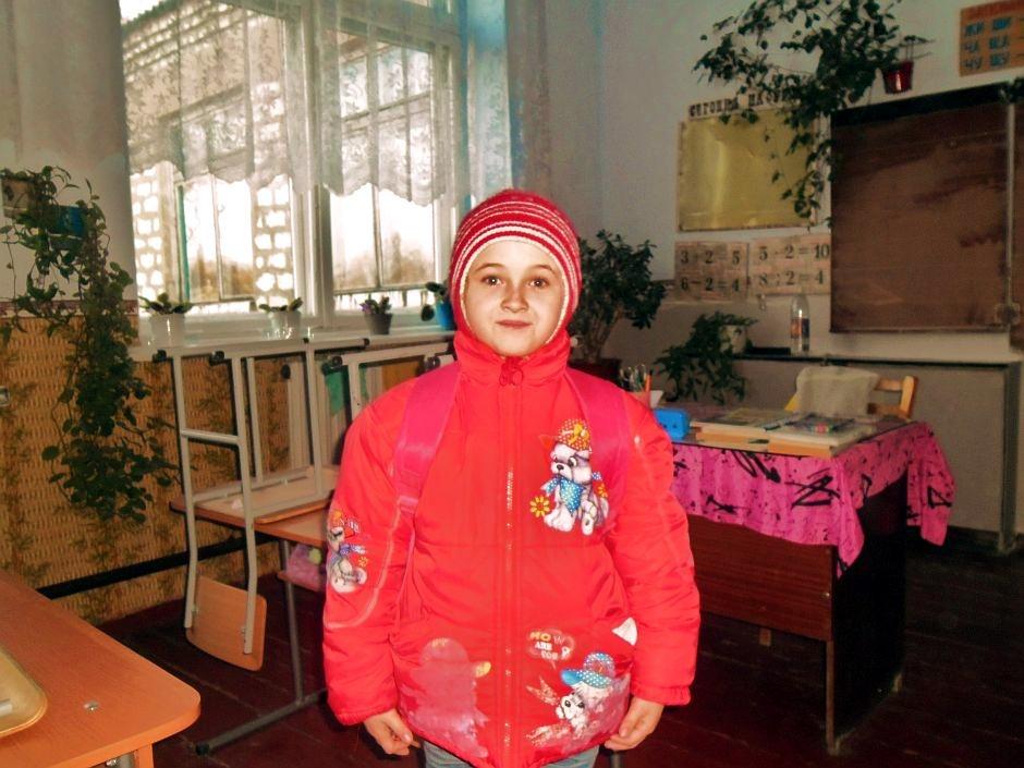 Dziewczynka z Naddniestrza