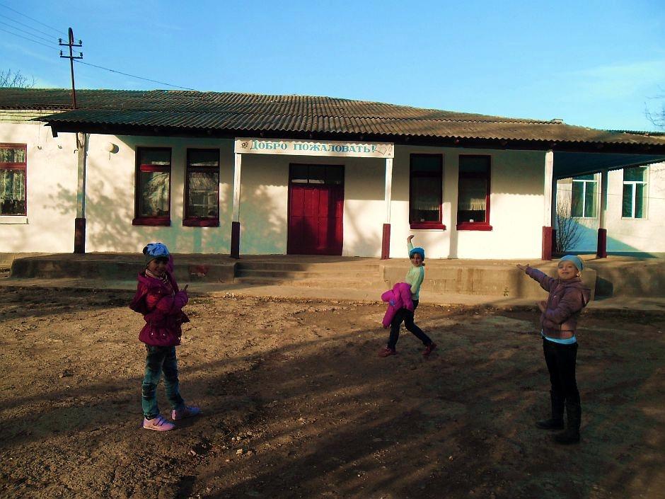 Szkoła w Naddniestrzu