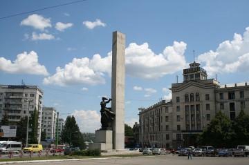 Kiszyniów - stolica Mołdawii