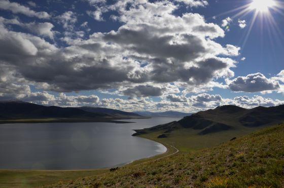 zdjęcie z podróży do Mongolii