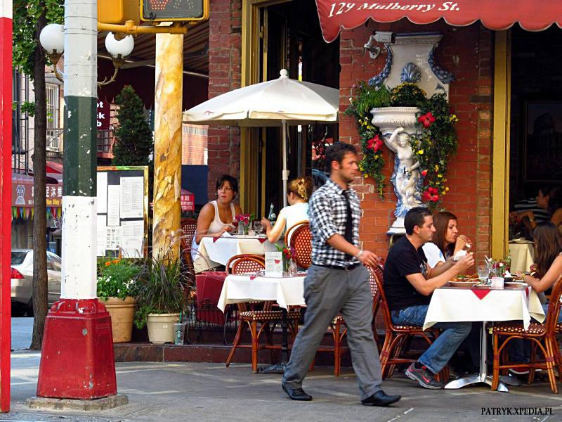 Nowy Jork, Little Italy.