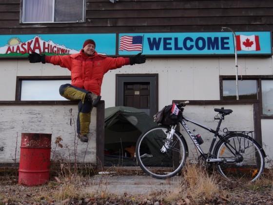 Piotr Strzeżysz - rowerowy podróżnik