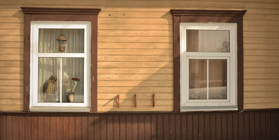 Drewniana litewska architektura
