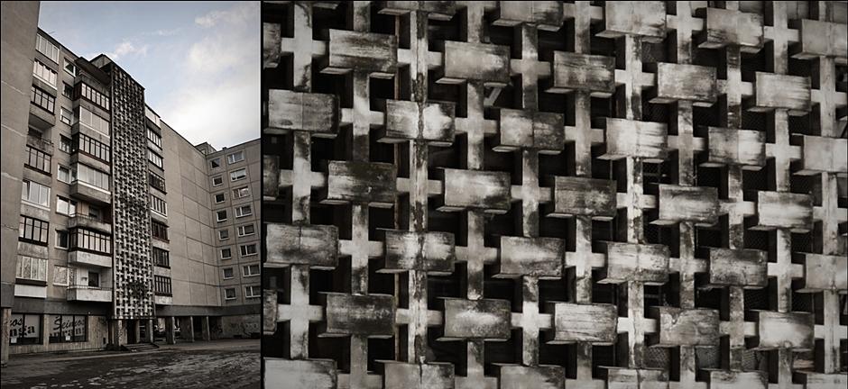 Radzieckie pozostałości w stolicy Litwy