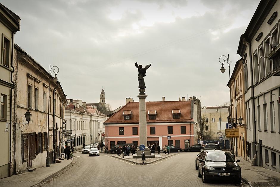 Spacer po Wilnie - foto