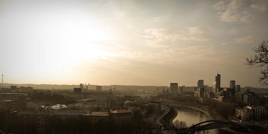 Wycieczka na wzgórze zamkowe w Wilnie