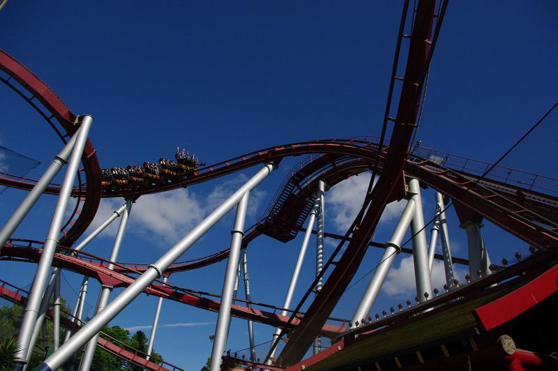 Park rozrywki Tivoli. (Fot. Fundacja Podróże bez Granic)