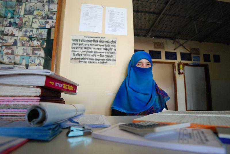W bengalskim szpitalu