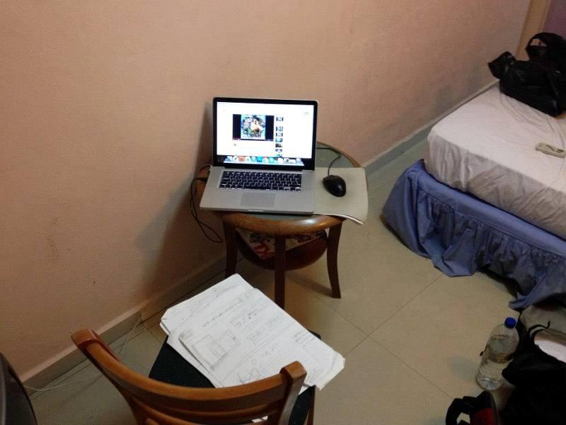 Biuro w podróży - freelancing