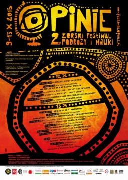 Podróżniczy festiwal w Żorach