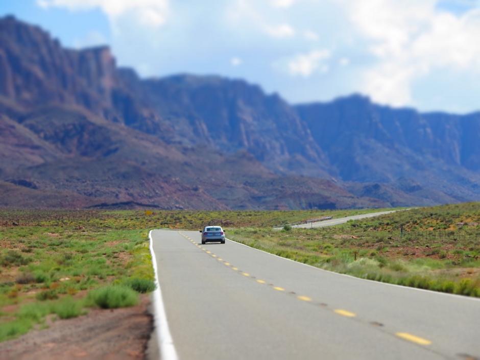 Trasa przez Utah