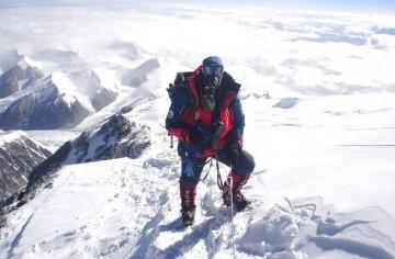 Himalaje - wejście na Mount Everest