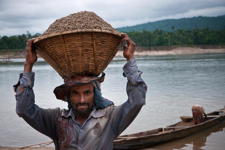 Ciężka praca - zdjęcia z Bangladeszu