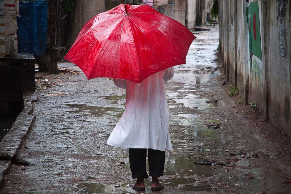 Monsun w Azji. Zdjęcia z podróży przez Bangladesz