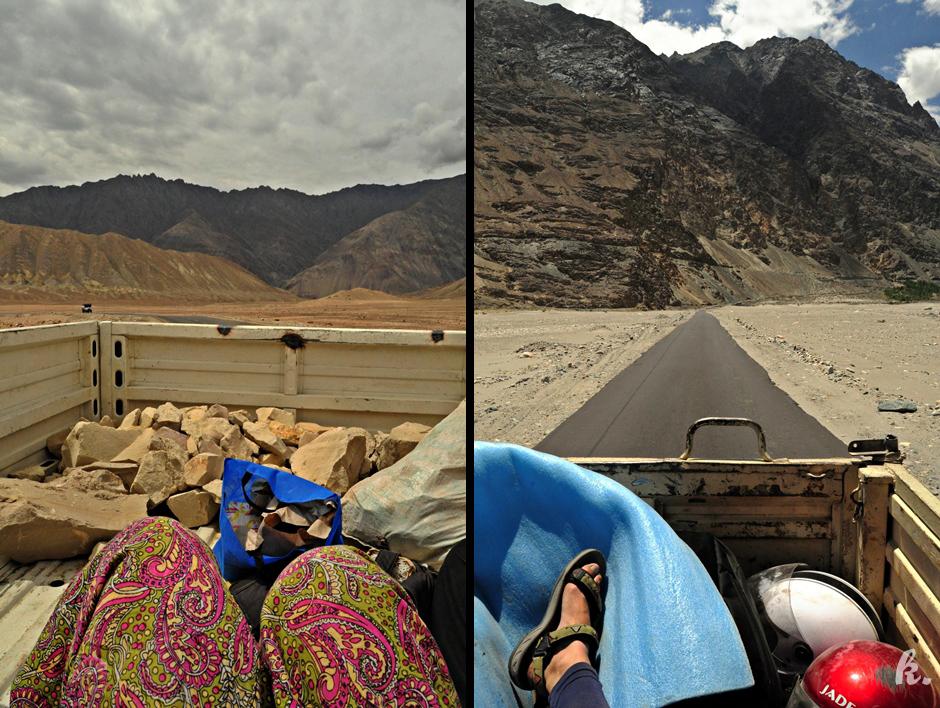 Autostopem przez Ladakh - galeria zdjęć