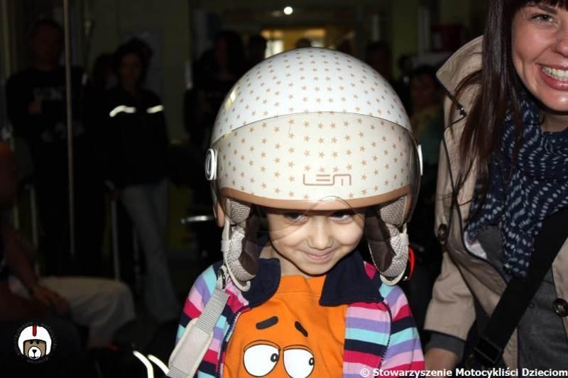 Charytatywna akcja Motocykliści Dzieciom
