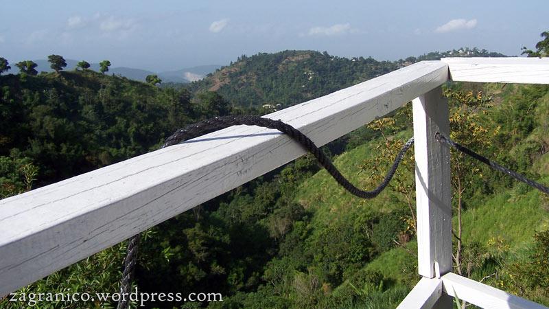 Jamajka - zdjęcie z tarasu
