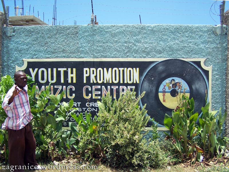 Youth Promotion w Kingston