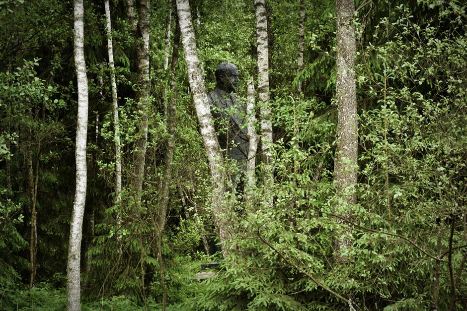 Pomnik Włodzimierz Lenin - foto