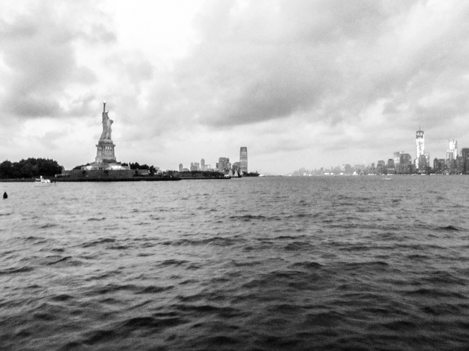 Statua Wolności - zdjęcia z Nowego Jorku