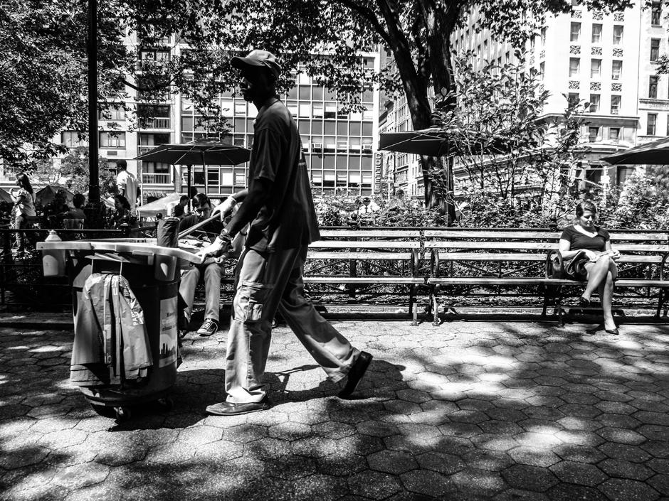 Nowy Jork - fotoreportaż
