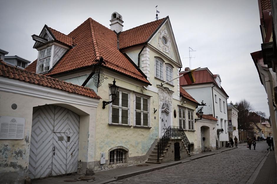 Ambasada Litwy w Tallinie - zdjęcia z Estonii