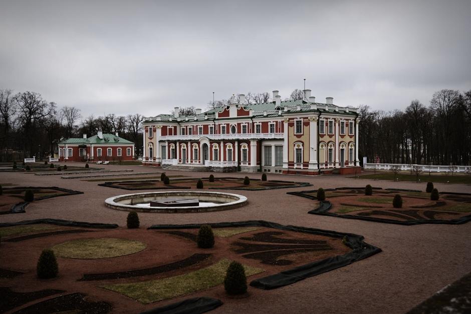 Zabytkowe budynki Tallina - zdjęcia