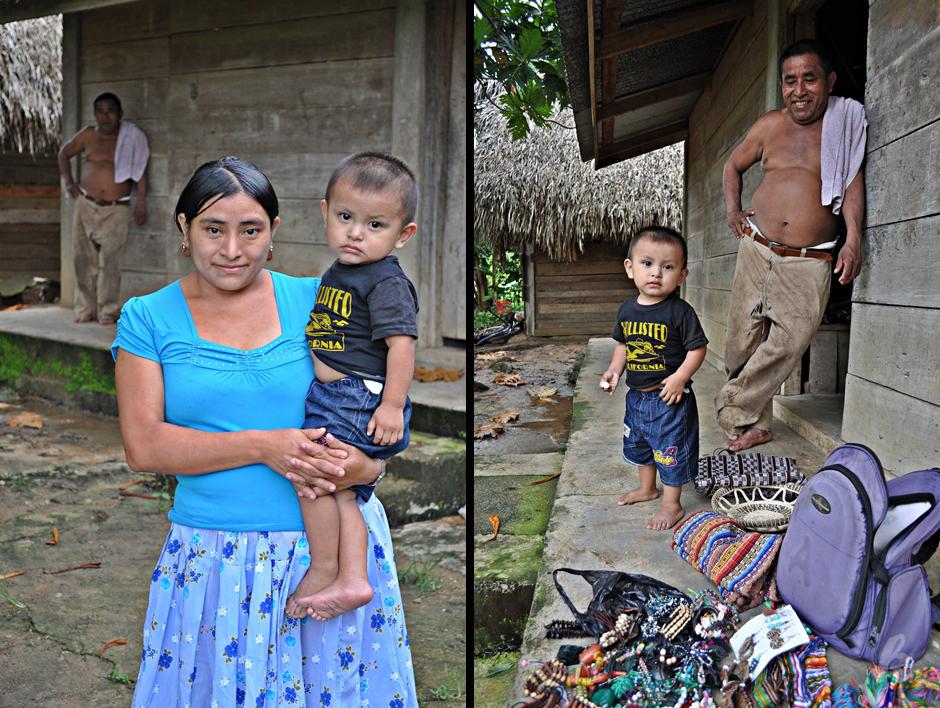 Mieszkańcy Belize i tradycyjne rękodzieło