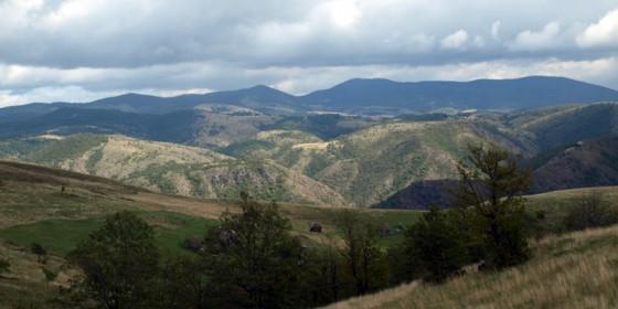 Serbskie góry