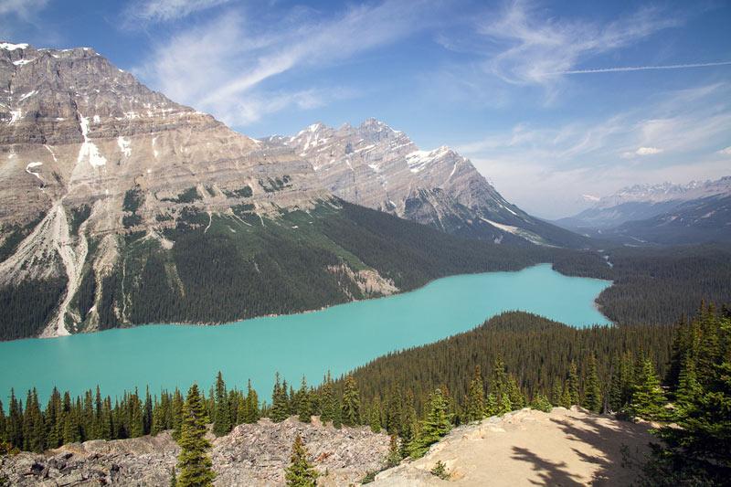 kanada_Peyto_Lake