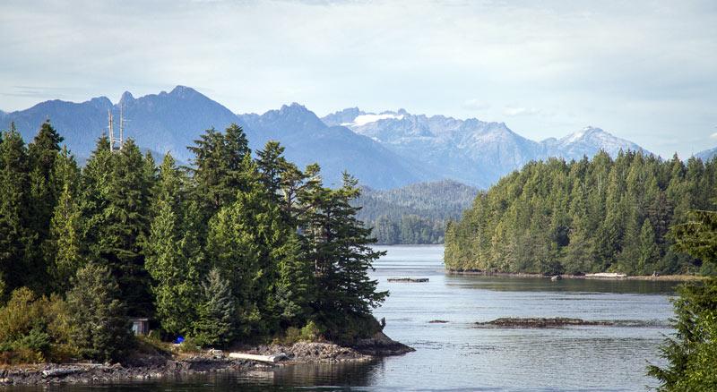 Vancouver Island w Kanadzie