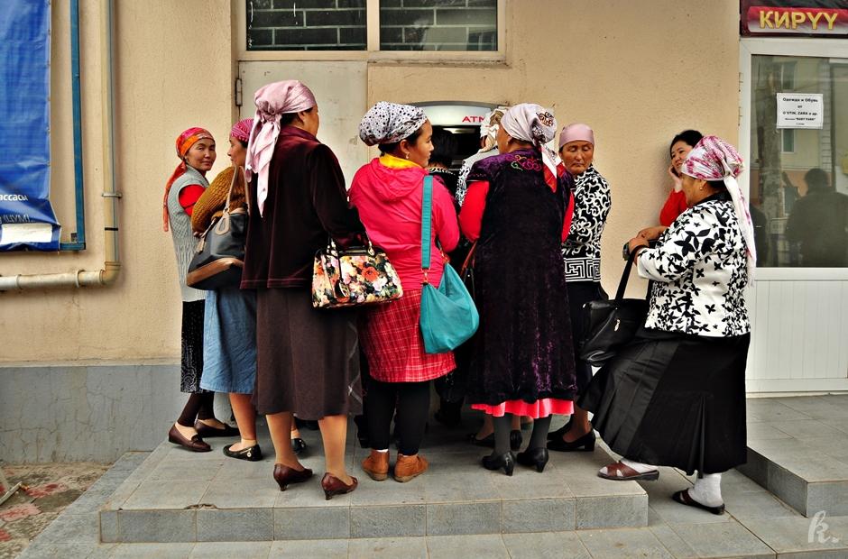 """Kirgistan, czyli """"stan"""" w opałach"""