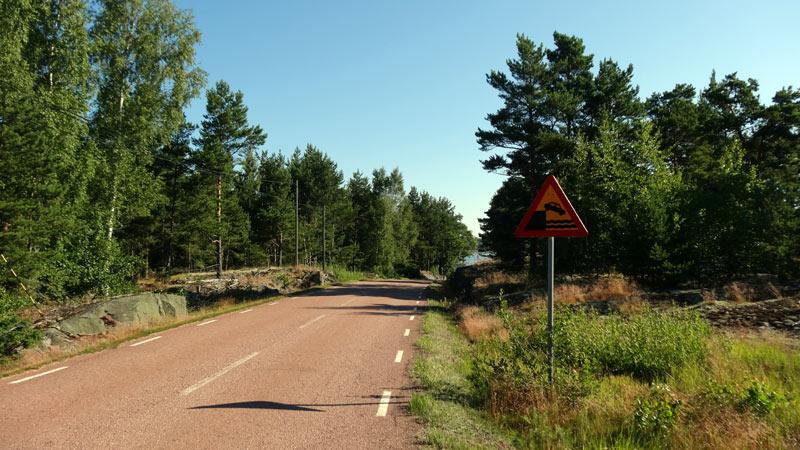 Kręta droga przez Alandy - relacja z rowerowej podróży