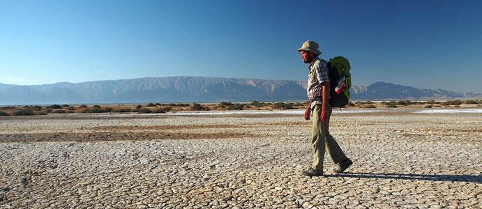76 dni przez pustynne góry Iranu
