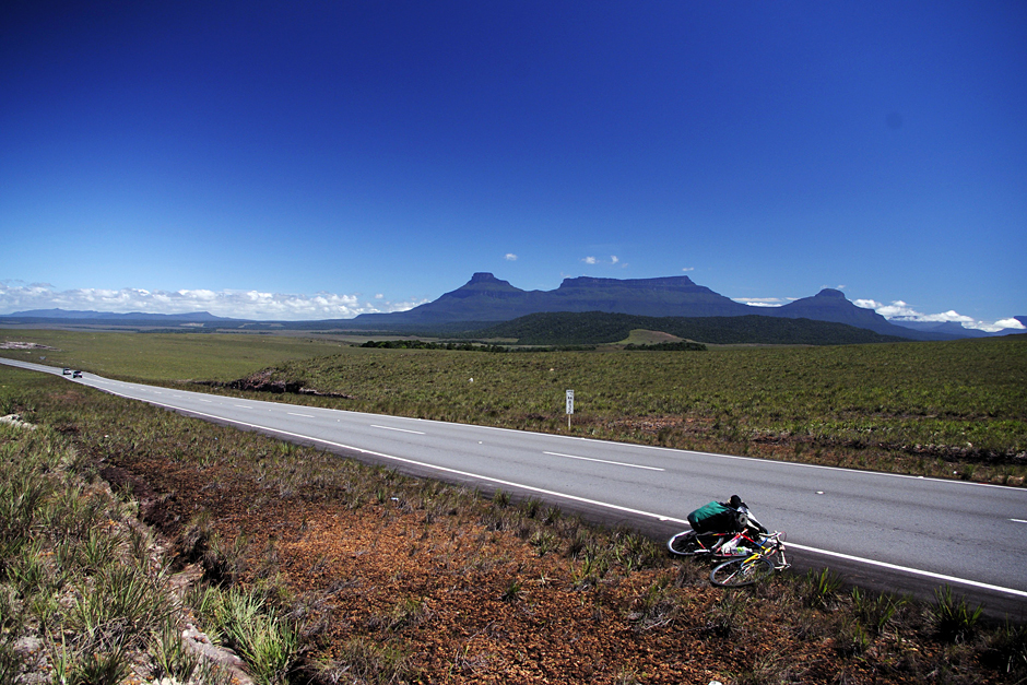 Droga przez Wenezuelę