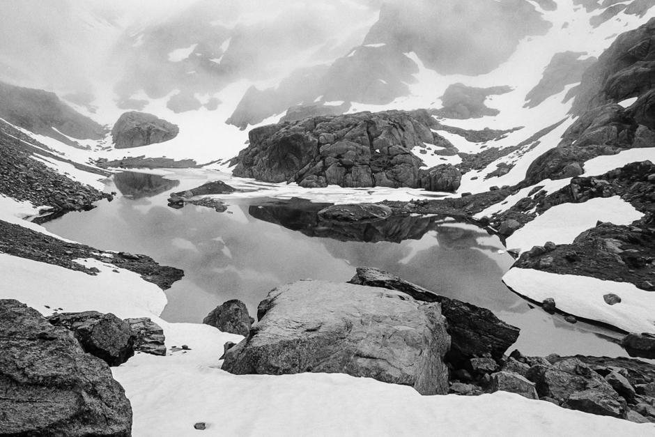 Zdjęcia z zimowej wyprawy w Pireneje