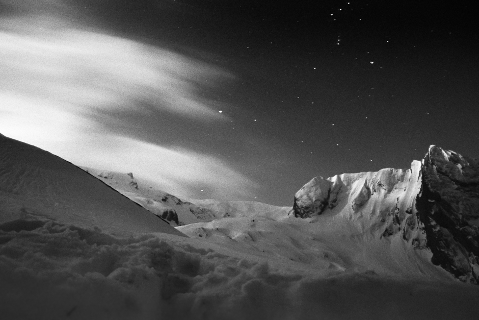 Pic Rongiet we Francuskich Pirenejach - foto