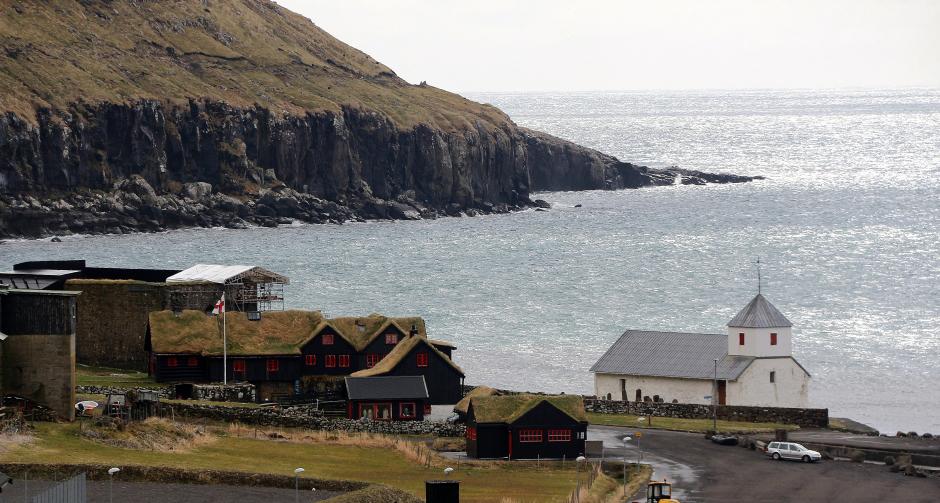 Zabytki Wysp Owczych - zdjęcia z podróży