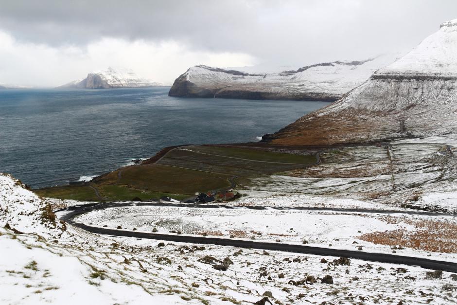 Osada Syðradalur na Wyspach Owczych