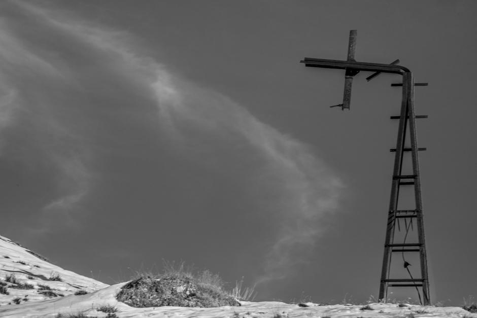 Zima w Pirenejach
